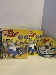 The Simpsons Game Sony Playstation 3, 2007