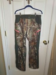 Under Armor Womens Hunting Camo Pants Pink Nwot