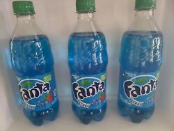 Rare And Exotic Fanta Berry 3 Pack