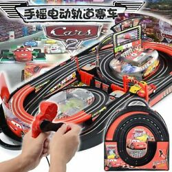 In Stock Hot Sale Electric Rc Track Sets For Kids Gift Toy Railway Tracks Cars P