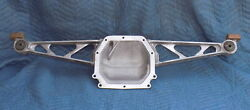 Rear Differential Cover Batwing Mounting Dana 36 1985 Oem C4 Corvette 14079978