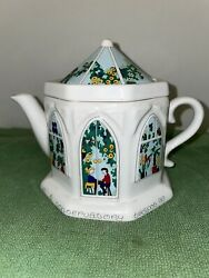 Wade English Life Teapots A Conservatory Teapot By Barry Smith Barbara Wootton