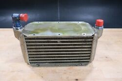 Piper Aircraft / Harrison Oil Cooler Radiator Assembly 46965-000 Ap09an09-01