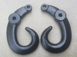 Vintage Original Gm 1960-66 1967-68 Chevy Gmc Truck Front Tow Hooks