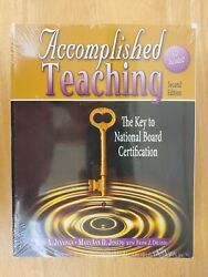 Accomplished Teaching The Key To National Board Certification By Maryann Joseph