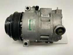 Oem A/c Compressor For Mercedes-benz Dodge Sprinter Crossfire 1996-2008 77356