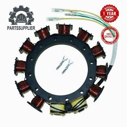 Mercury Outboard Stator 1995-2006 80100115120and125hp Andndash 4 Cyl. 174-2075k 2