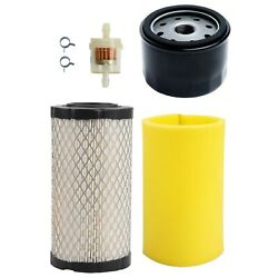 Air Filter Oil Filter For Ariens 46 20hp Lawn Tractor Craftsman Yt3000 Mower