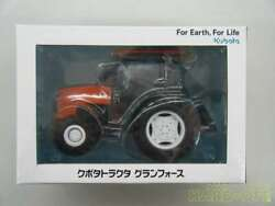 Kyosho Scale Car Kbota Tractor Grand Force Ft25