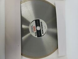 10 Inch Wet Saw Tile Blade Continuous Rim Diamond Blade