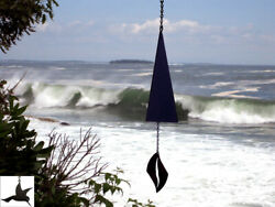 North Country Wind Bells Inc. 127.5016 Sea Melody With Hummingbird Wind Catcher