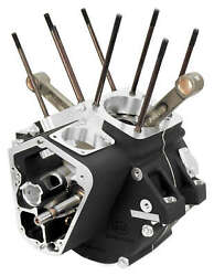 Sands Cycle 310-0802a Short Block Engine Assembly
