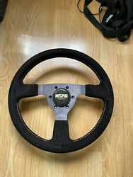 Nismo Old Logo 330f Buck Steering Wheel Horn Button Skyline Silvia Gtr R32 R33
