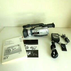 Canon Gl2 Camcorder - Black/silver Great Working Condition Free Shipping