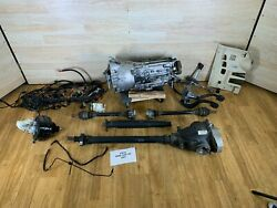 ✅ 07-09 Oem Bmw E93 N54 Manual Transmission Differential Axles Harness Swap Set