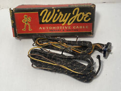 1937 Ford Complete Wiring Harness Wiry Joe Brand New In Box Great Condition