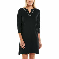 Coolibar Upf 50+ Womenand039s Oceanview Tunic Dress