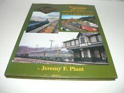 Reading Lines Trackside Anthracite Country,kantner,train Rr