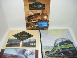 Reading Diesels Vol.i,woodland+trains Trolleys+steam In Color,plant.rr Trains