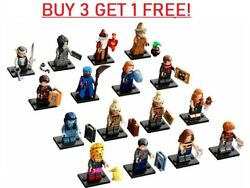 Lego Harry Potter 71028 Collectible Minifigures Series 2 You Pick 2020 New