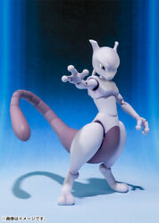 Bandai D-arts Pocket Monsters Pokemon Mewtwo With Mew