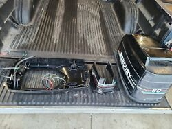 Mercury 60 Hp Motor Cover And Base