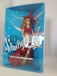 Original 1965 Ideal Bewitched Samantha Doll With Original Ad From 1965.