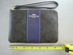New Coach Women#x27;s Phone Wallet Never Used Wristlet $19.99