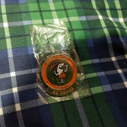 Little Caesars Pizza Pin 60 Anniversary New And Sealed