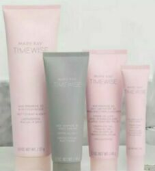 Mary Kay Timewise Miracle Set 3d Full Size Eye Cream Day And Night Cream 4 In 1