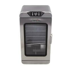 4 Rack Steel Digital Led Display Double Wall Electric Vertical Electric Smoker
