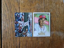 Juan Soto Rookie Lot 2018 Topps Gallery Update Rc Nationals