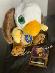 Blizzard Plush Toy Gryphon Hatchling World Of Warcraft Wow With Code Us Only