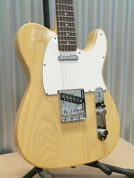Hayakawa Guitarworks E2020a Sd Blnd/r T Style Guitar With S.duncan Pickups.
