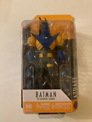 Dc Collectibles - Batman The Adventures Continue - Azrael - Sealed - Light Wear