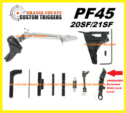 Complete Trigger Parts Fits Pf45 G20sf/g21sf Lower Choice Of Connector