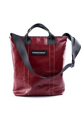 Men#x27;s FREITAG Messenger Backpack Tasche Cycling Bag Red Recycling Series G5.1 $145.00