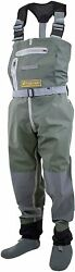 Frogg Toggs Mens Pilot River Guide Hd Stockingfoot Chest Wader