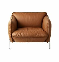 My Armchair/lounge Chair - Camel Leather