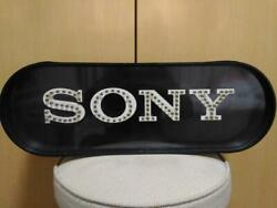 Vintage Sony Neon Display Sign Used Promotional