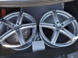 2 - 18 Vision Wheels, Fit Mulitple Years Ford Taurus, Explore And Others Fords