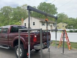 3 Ton Gantry Adjustable Height