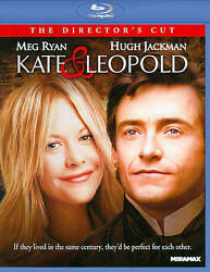 Kate and Leopold Meg Ryan The Director#x27;s Cut Blu ray Disc 2012 Brand NEW $19.99