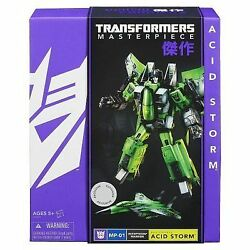New Masterpiece Transformer Acid Storm 2013 Action Figure Limited Edition Rare