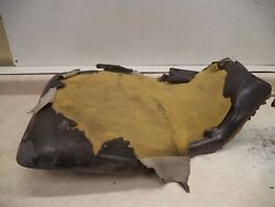 2005 Yamaha Grizzly 660 Seat Assy Good Base Ok, Foam Has Wear - Needs Cover