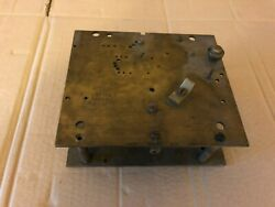 Empire G.b.t.r. Ltd No.193 Movement Part From Antique Clock / Time Recorder