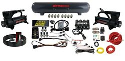 Level Ride Pressure Only And Airmaxxx Blk 580 Air Management Kit Complete Wire Kit