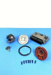 09-11 Bmw S1000rr Ignition Switch Gas Cap Key And Flashed Ecu Race Bren Tuning Oem