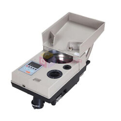 110v / 220v Electronic Automatic Coin Sorter Coin Counter Coin Counting Machine