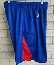 Nike Nba G League Practice Shorts Player Exclusive Aq4322-495 - Size L - Nwt
